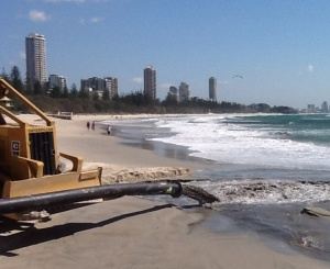 Gold Coast sand pump cropped