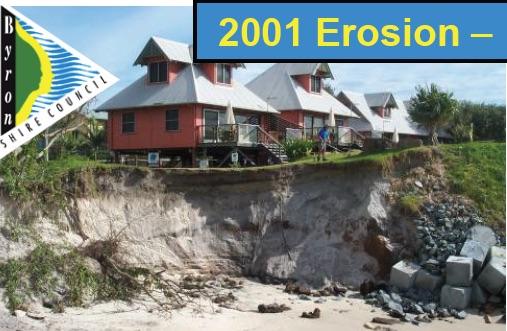 2001 erosion
